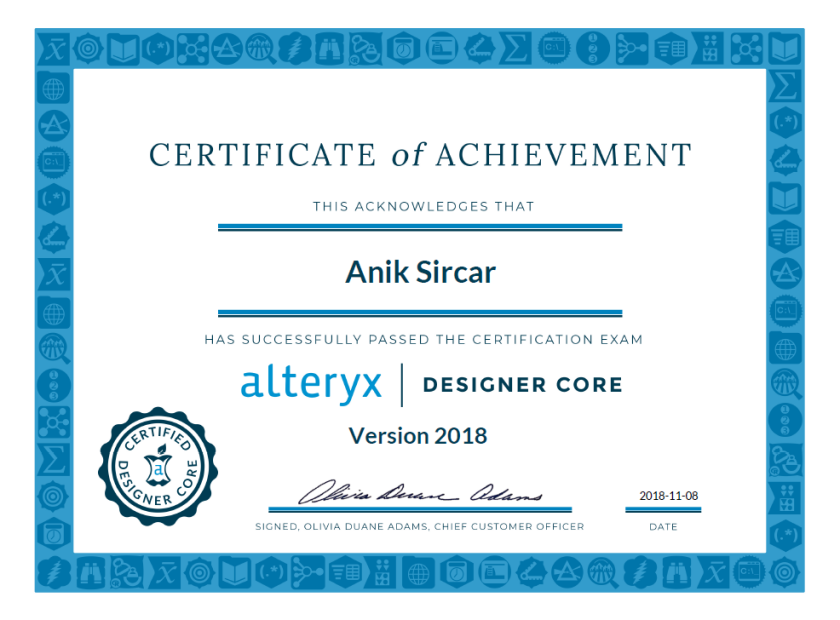 Alteryx Core Designer Certification Guide Datavisalytics